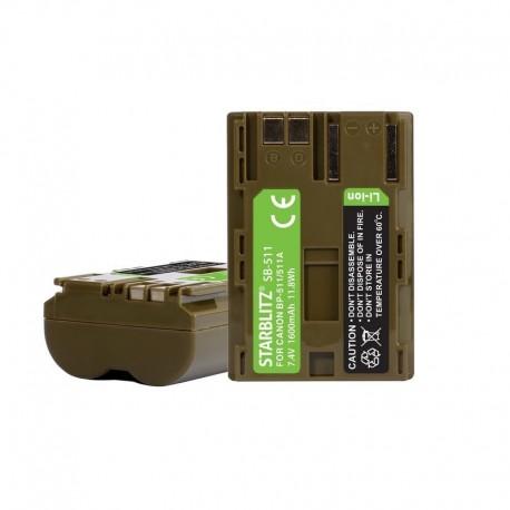 Batterie compatible Canon BP-511A/511