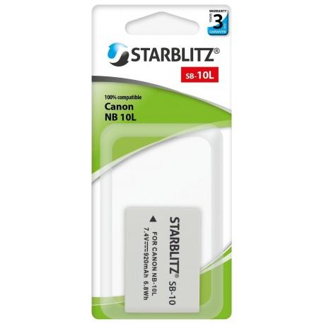 Batterie compatible Canon NB-10L