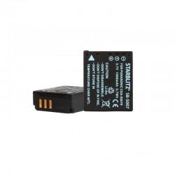 Batterie Starblitz équivalent Panasonic CGA-S007E DMW BCD10