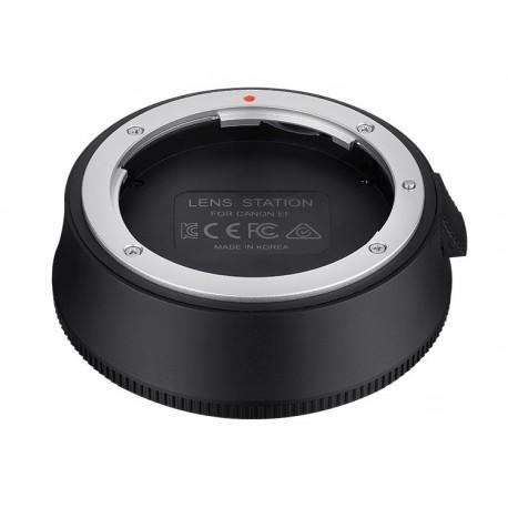 Samyang Lens Station pour optique AF Canon EF