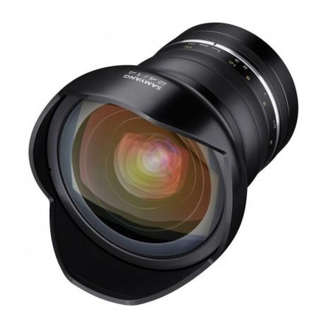 Samyang XP 14mm F2.4 Nikon AE