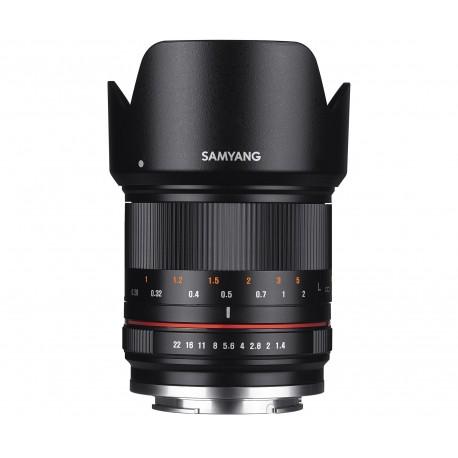 Samyang 21mm F1.4 ED AS UMC CS Sony E