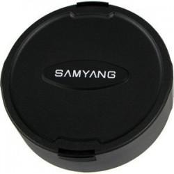Bouchon d'objectif pour Samyang 8 mm F3.5 CS II