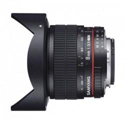 Objectif Samyang 8 mm F3.5 CS II Canon