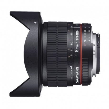 Samyang 8mm F3.5 CS II Canon
