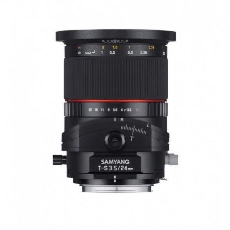 Samyang 24mm T-S F3.5 Sony E