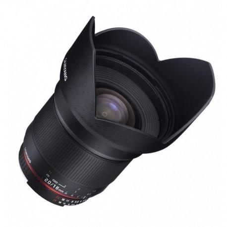 Samyang 16mm F2 ED AS UMC CS Canon