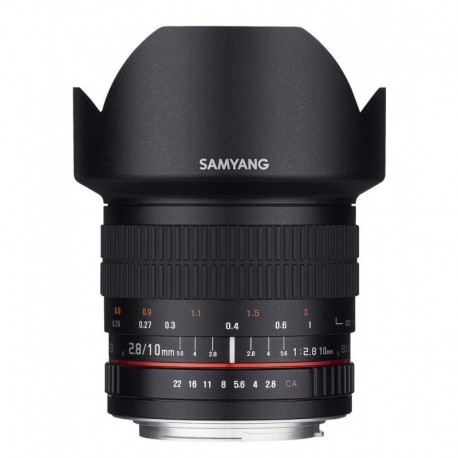 Samyang 10mm F2.8 ED AS NCS CS Nikon AE