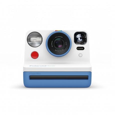 Polaroid Now appareil photo - Blanc Bleu