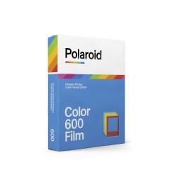 Polaroid film couleur pour 600 - color frames