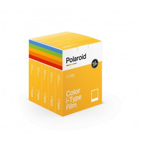 Polaroid film couleur pour i-Type - 40 photos pack