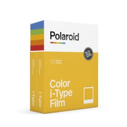 Polaroid film couleur pour i-Type - double pack