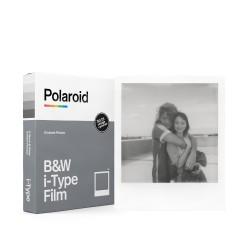 8 poses noir et blanc pour appareils photo instantanés i-Type