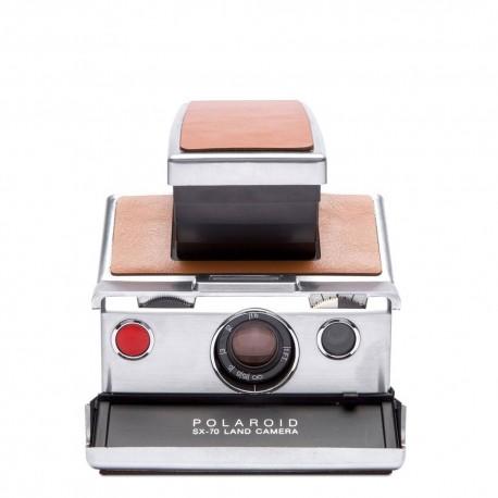 Polaroid SX-70™ Camera - Silver-Brown