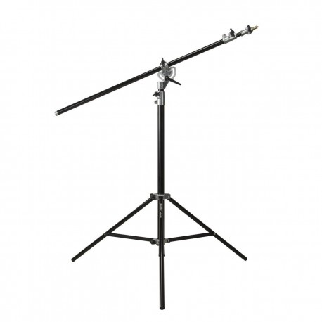 """""""""""""""Phottix Saldo 395 Studio Boom Light Stand (395cm/156"""""""""""""""")"""""""""""""""