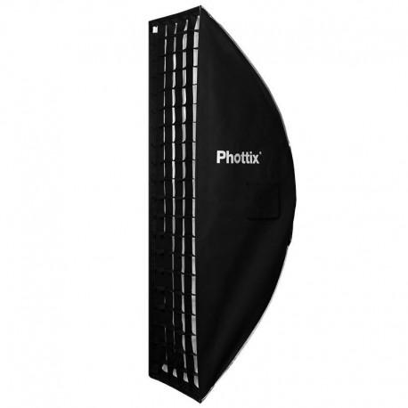 """""""Phottix Solas Strip Softbox with Grid 35x140cm (14""""""""x55"""""""")"""""""
