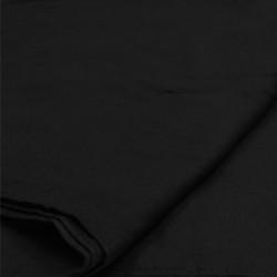 Phottix Black Seamless Photography Backdrop Muslin 3x6m