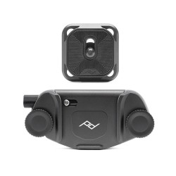 Capture clip v3 noir avec plateau standard