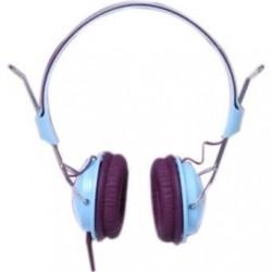 Casque On.Earz Lounge Bleu/violet