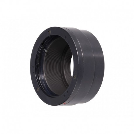 Bague adaptatrice optique Olympus OM sur boîtier Canon EOS R