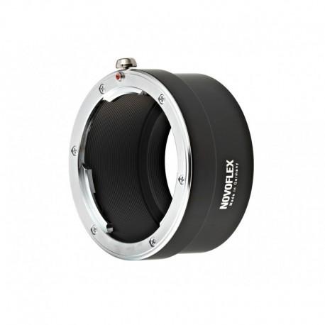 Bague adaptatrice optique Leica R sur boîtier Canon EOS R