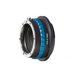 Novoflex Adaptateur optique Nikon pour Hasselblad X