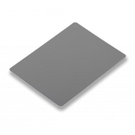 Carte gris/blanc (15x20cm)