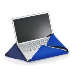 Protection APN en tissu-mousse 48x48cm coloris bleu