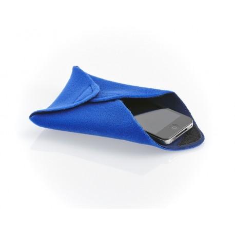 Protection APN, Objectif en tissu-mousse 20x20 Blue
