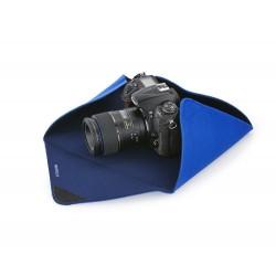 Protection APN, Objectif en tissu-mousse 38x38 Blue