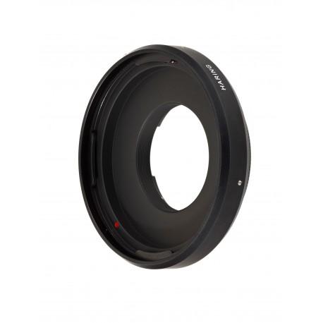 Adaptateur optique Hasselblad vers monture Novoflex A