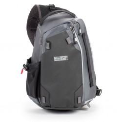 Sac à bandoulière MINDSHIFT GEAR PhotoCross 10 Carbon Grey 7.5L