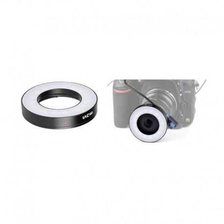 Laowa LED ring light pour 25mm F2.8 Ultra Macro