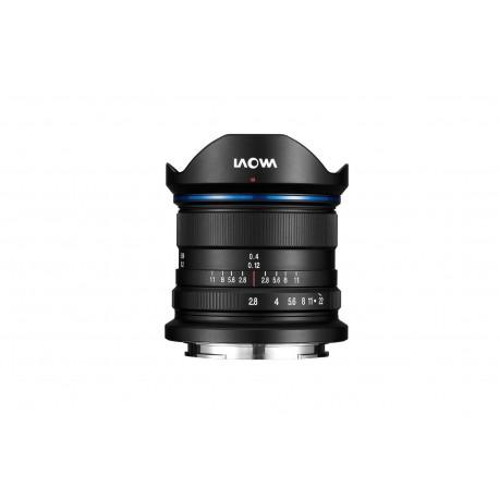 Laowa 9mm F2.8 Zero-D Fuji X