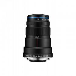 Laowa 25mm F2.8 2.5-5x Ultra Macro Nikon