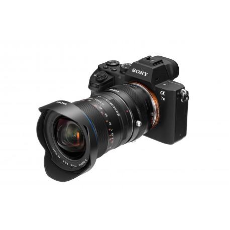 Laowa Magic Shift Converter (Canon vers Sony FE)
