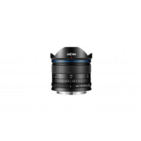 Laowa 7.5mm f/2 MFT (Standard Black)