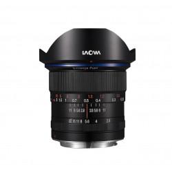 Optique Laowa 12mm f/2.8 Zero-D Canon
