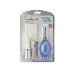 CS1500 Kit de nettoyage en blister pour boitiers et optiques