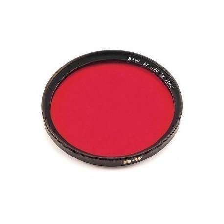 BW 090 Filtre rouge clair MRC F-PRO - 86 mm