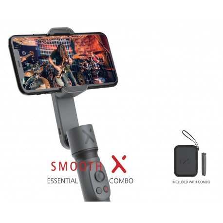 Zhiyun Smooth X Gris Essential combo