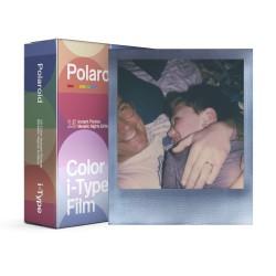Polaroid film couleur i-Type - Metallic Nights double pack